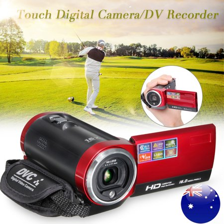 2.7'' Portable 720P HD LCD DV Digital Video Camera  Outdoor Camcorder DVR DIS Record Your Life Record Christmas