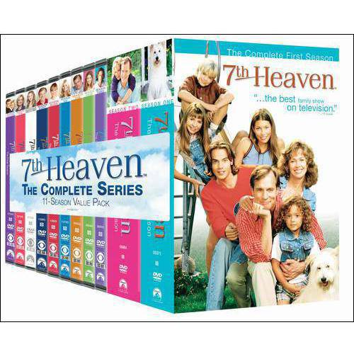 7TH HEAVEN-COMPLETE SERIES PACK (DVD) (61DISCS)