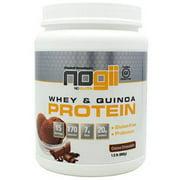 Nogii Whey and Quinoa Protein, Cocoa Chocolate, 15 CT