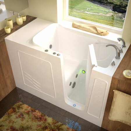 Therapeutic Tubs Tucson 60 X 30 Whirlpool Jetted Bathtub