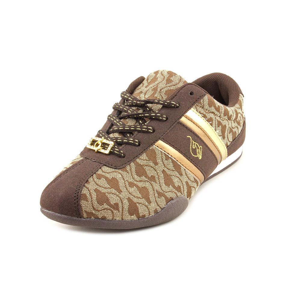 Baby Phat Elisa Jacquard Women  Round Toe Canvas  Sneakers