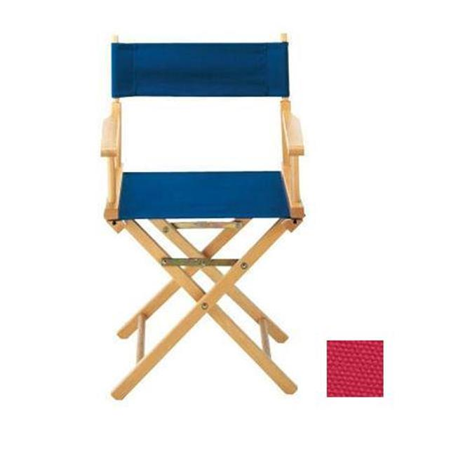 Ltd  Director chair replacement cover kit  Red