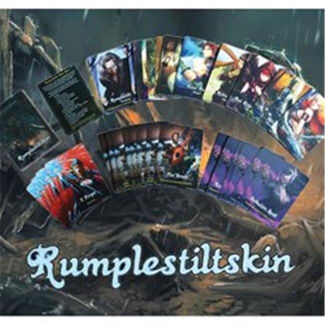 Greenbrier Games GRBFTG0020 Rumpelstiltskin Board Game