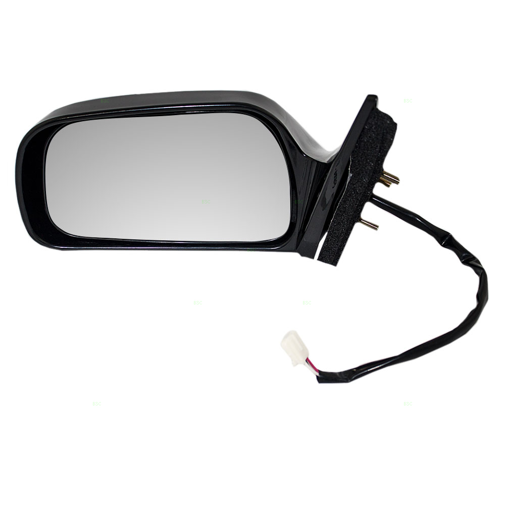 Drivers Power Side View Mirror Replacement For Toyota Camry Usa