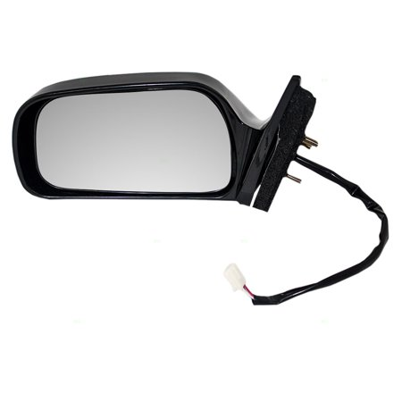 Usa Side View Mirror (Drivers Power Side View Mirror Replacement for Toyota Camry USA)