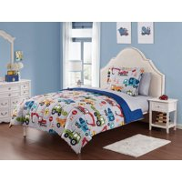 Your Zone Trucks Bed in a Bag Coordinating Bedding Set