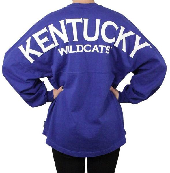 University of Kentucky Wildcats Royal Blue Spirit Jersey