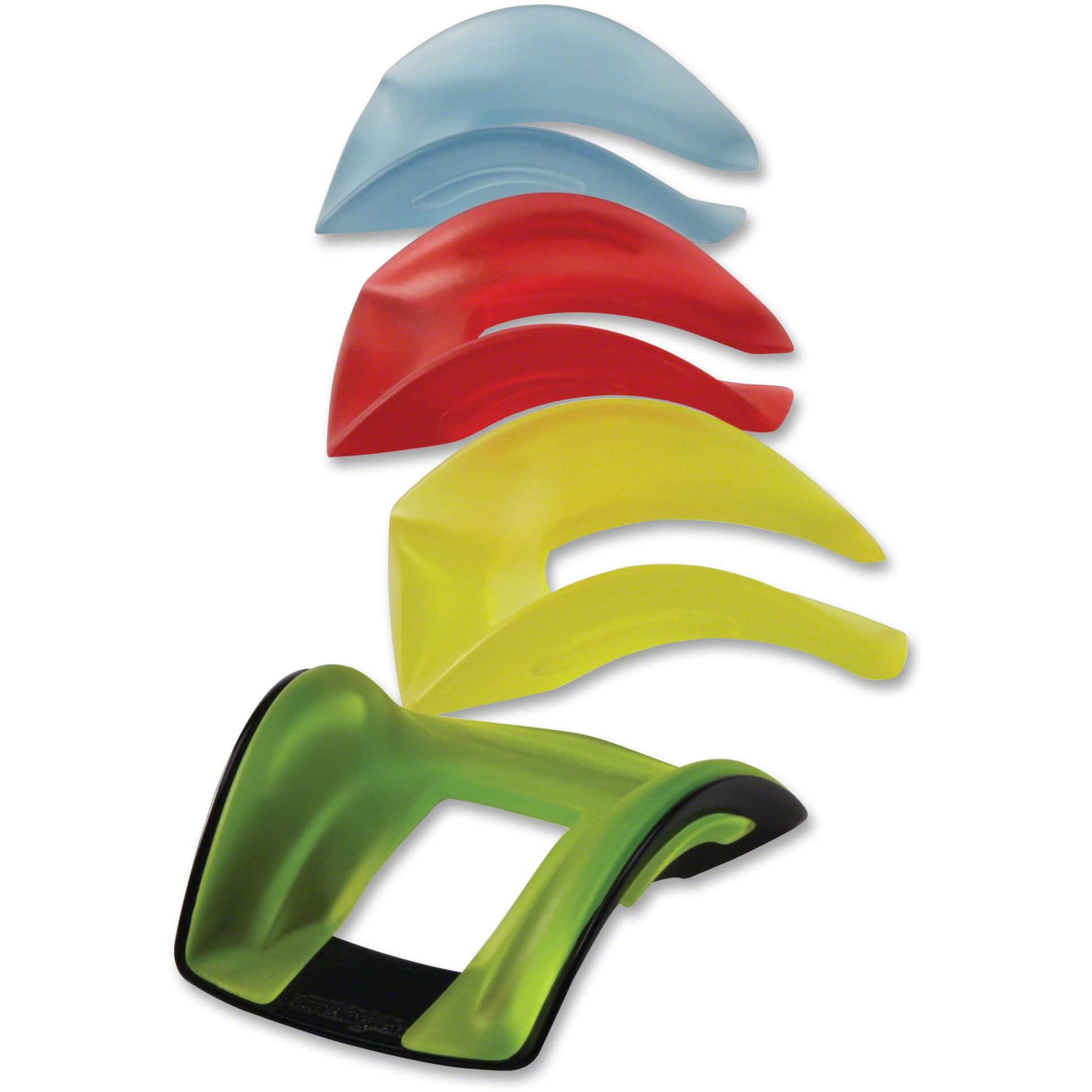 Kensington, KMW55787, Comfort Wrist Rest, 1, Black,Blue,Red,Green,Yellow