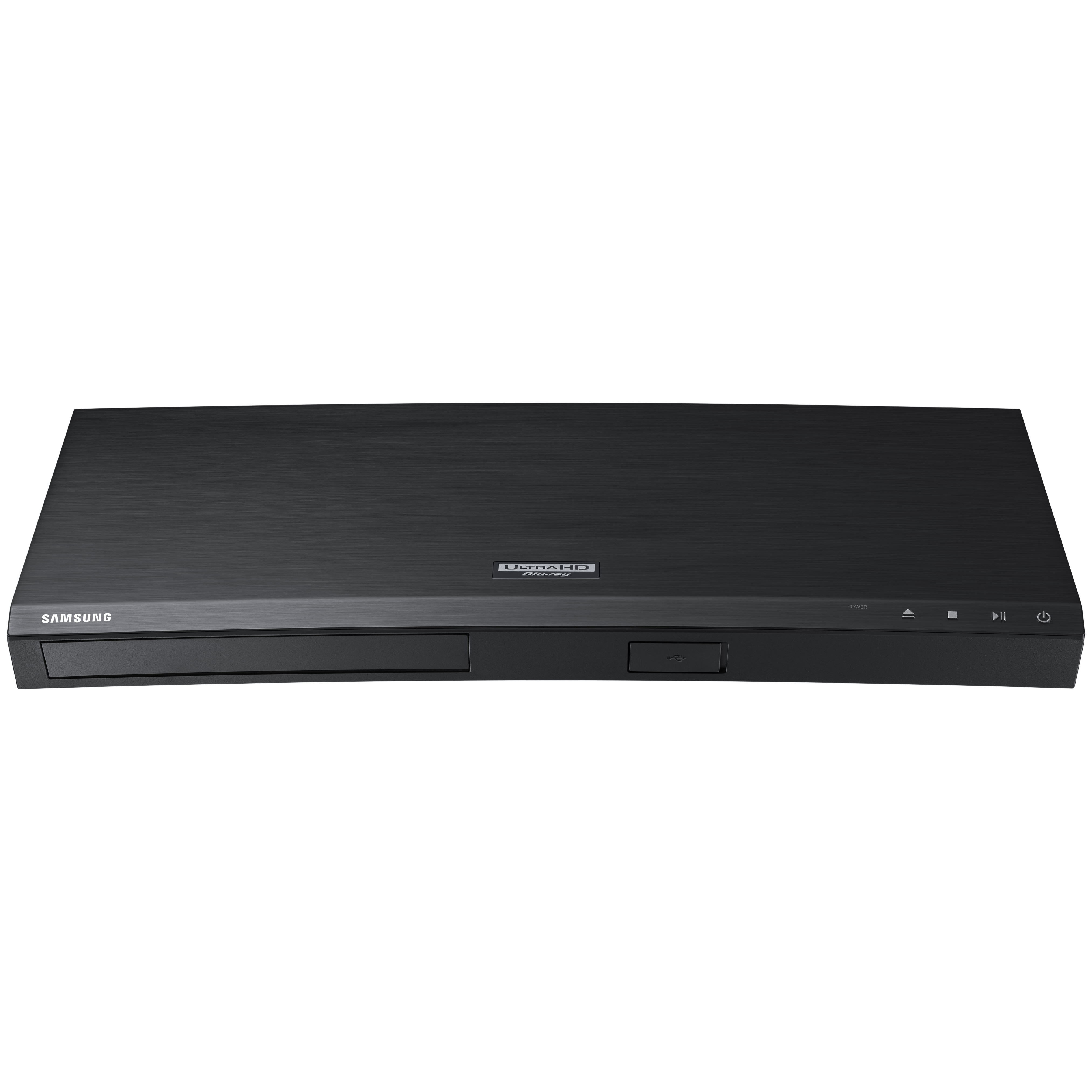 SAMSUNG 4K Ultra-HD Blu-ray & DVD Player with HDR and WiFi Streaming - UBD-M7500