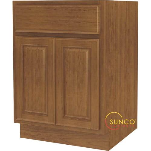 Sunco Inc. 35.8'' x 24'' Kitchen Base Cabinet