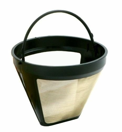Replacemnt Capresso Gold Cone No. 4 Coffee Filter