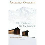 Alle Farben des Schnees - eBook