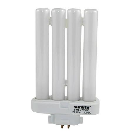 SUNLITE Compact Fluorescent 27 Watts FML 3000K Light Bulb