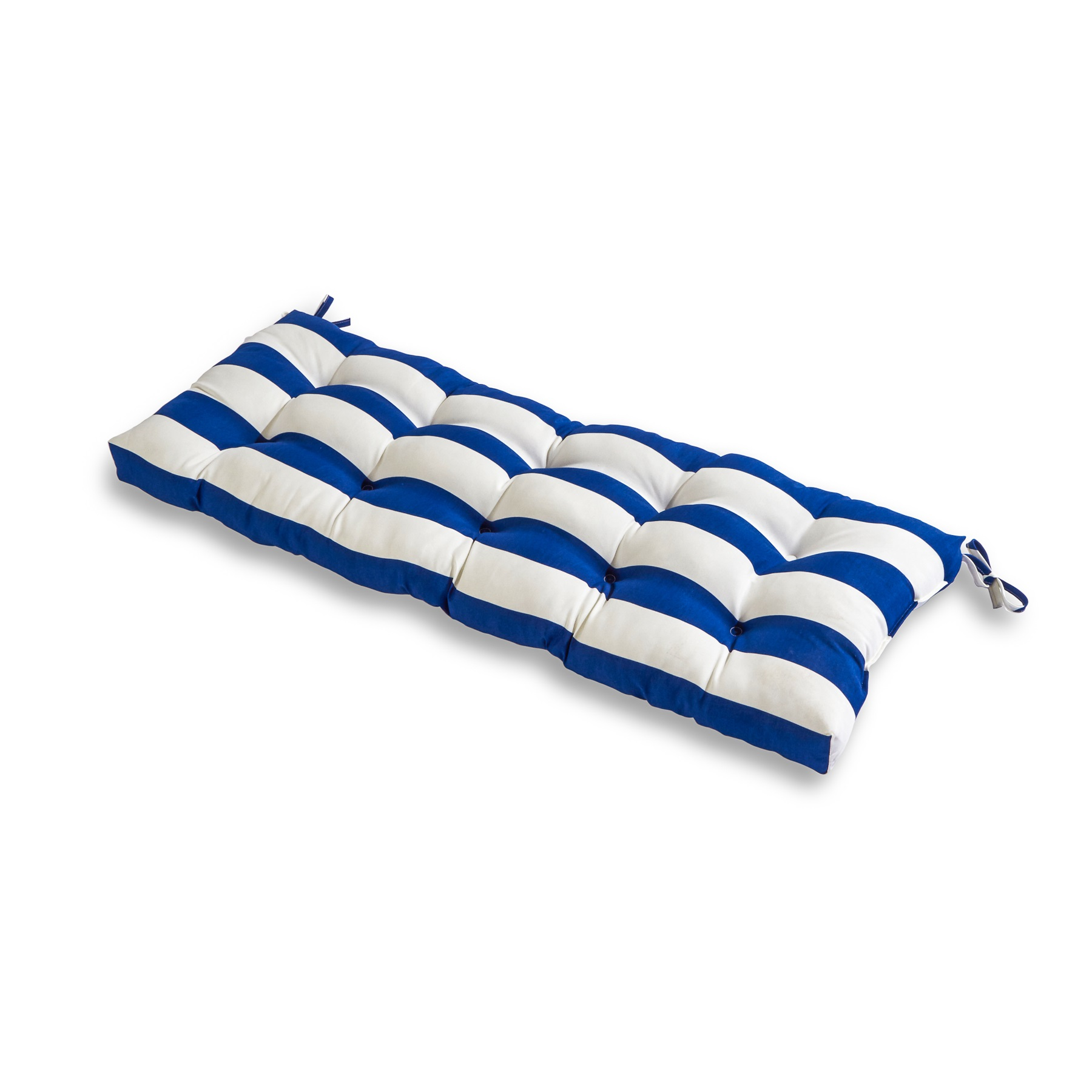 Cabana Stripe 51 x 18 in. Outdoor Bench Cushion