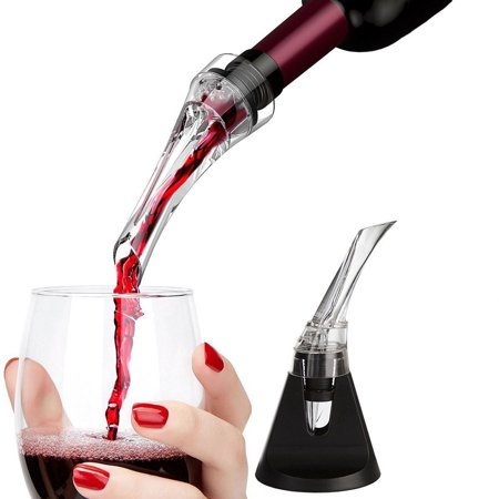 WINEMASTER Premium Decanter Spout With Stand Easy to Clean (900010-A)