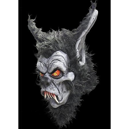 Toxictoons Werewolf Full Overhead Costume Mask Adult One Size (Werewolf Masks)