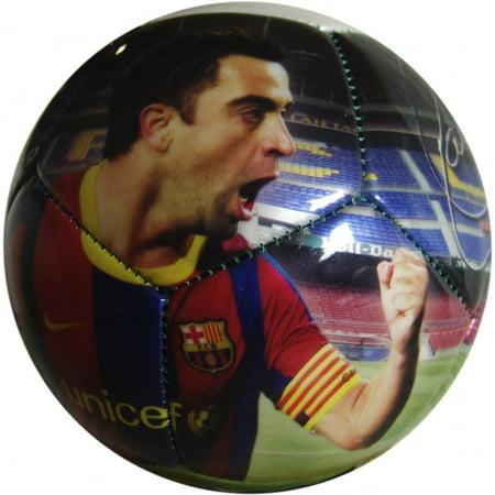 F.C. Barcelona  Xavi Mini Soccer Ball (Size