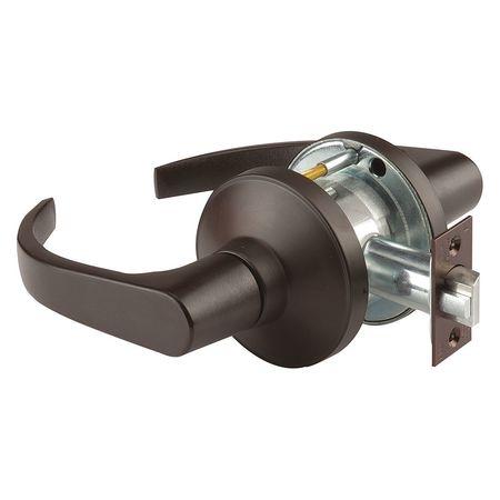 PDQ GT126BSN613234ASA Heavy Duty Lever Lockset,Passage G9361545