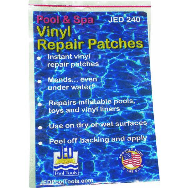 JED Vinyl Peel N Patch Pool Repair Kit