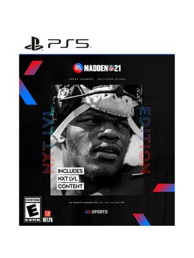 Madden NFL 21 Next Level, Electronic Arts, PlayStation 5