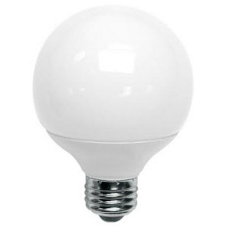 - TCP 2G2514 Single 14 Watt Frosted G25 Medium (E26) Compact Fluorescent Bulb - 2700K
