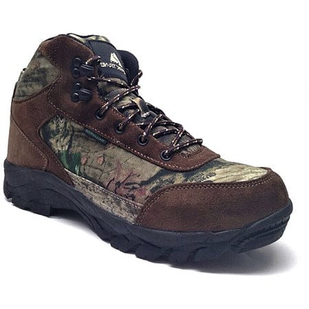 Ozark Trail Men's Mid Camouflage Hiking (Crampons Hiking Boots)