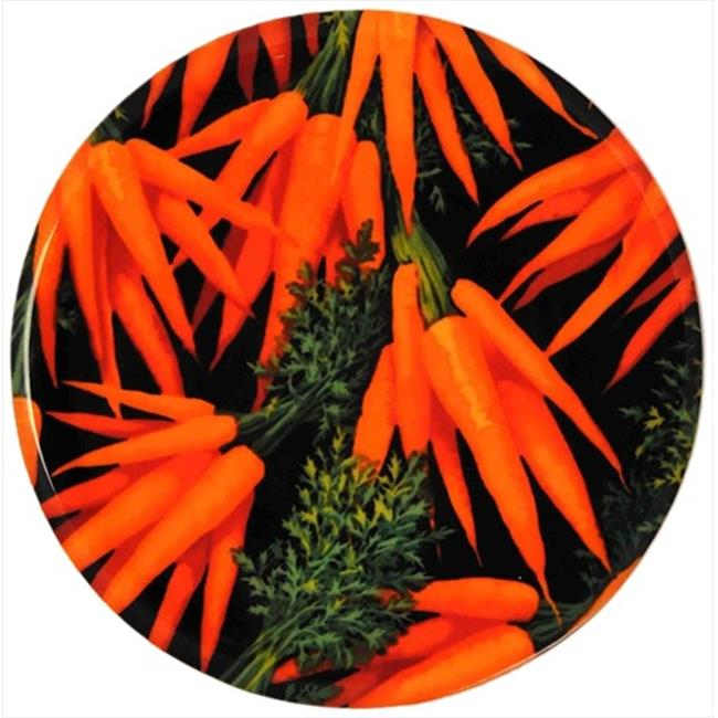 Andreas TR-211 Carrots Silicone Trivet - Pack of 3 trivets
