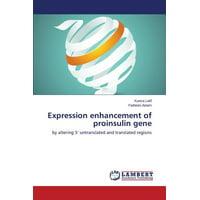 Expression Enhancement of Proinsulin Gene