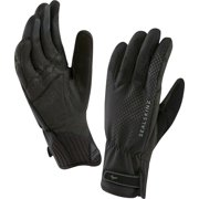 Seal Skinz All Weather Cycle XP Women's Glove: Black SM
