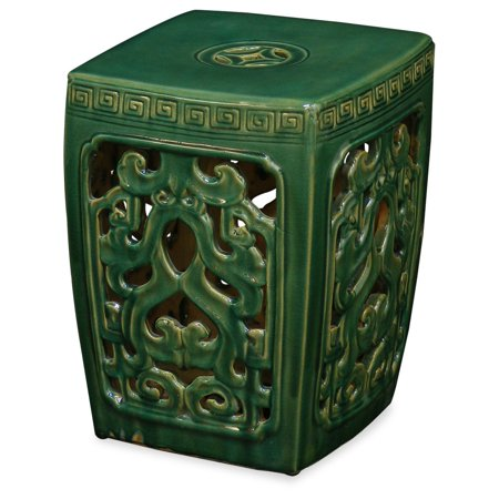 China Furniture And Arts Porcelain Garden Stool End Table