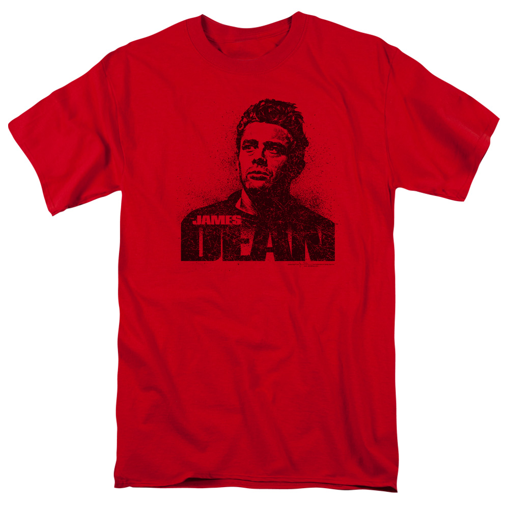 Dean/Dean Graffiti S/S Adult 18/1   Red     Dea454