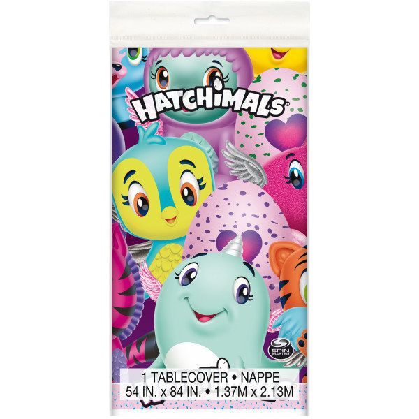 Hatchimals Plastic Tablecover