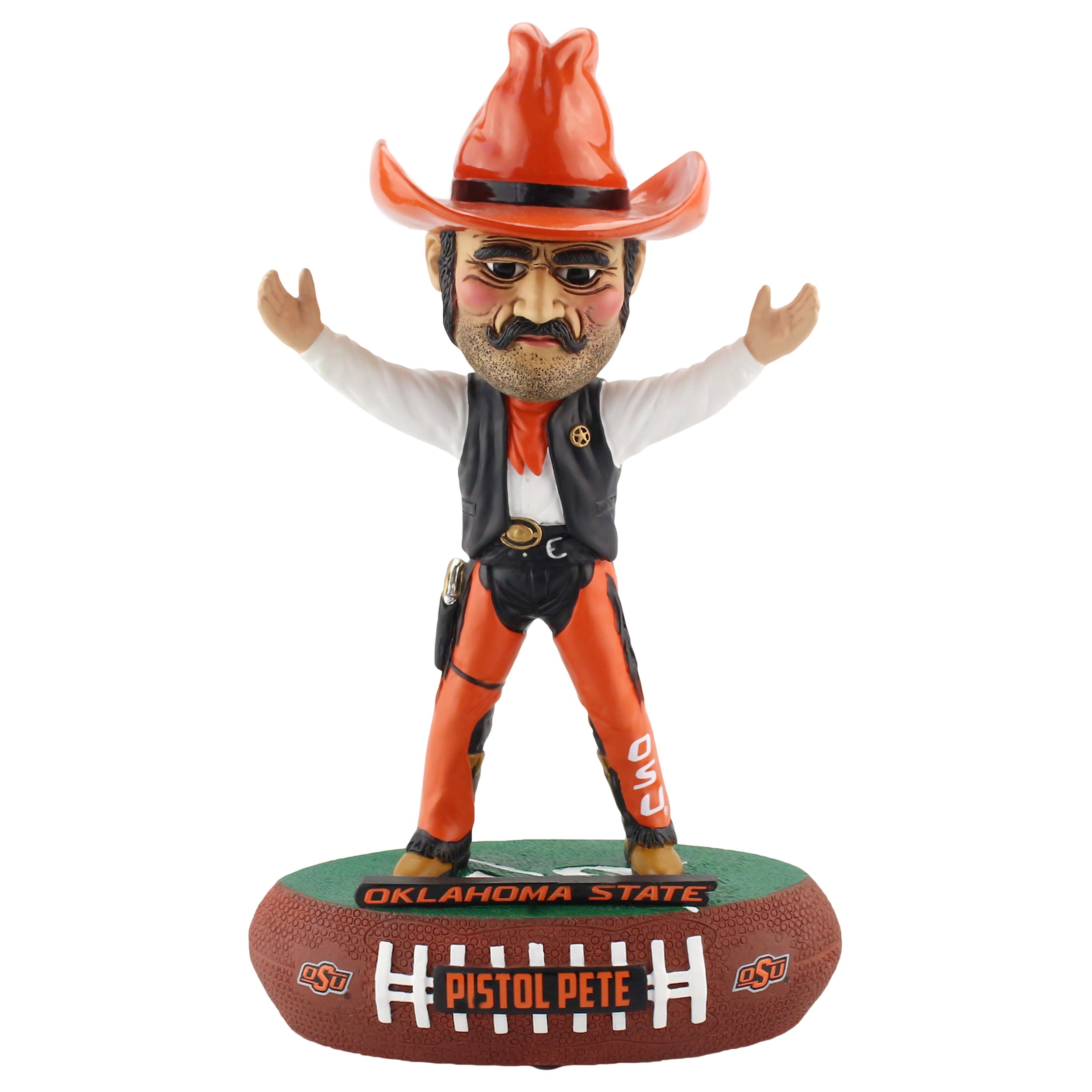 oklahoma state cowboys mascot pistol pete baller special edition