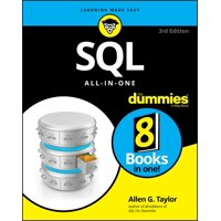 SQL All-In-One for Dummies (Paperback)