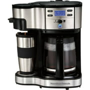 Hamilton Beach 2-Way Brewer, Model# 49980Z