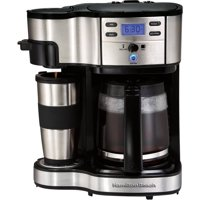 Hamilton Beach 2-Way Brewer Coffee Maker Deals