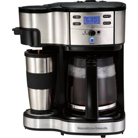 Hamilton Beach 2 Way Brewer 1 Each Walmartcom