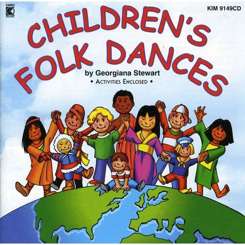 Children's Folk Dances CD