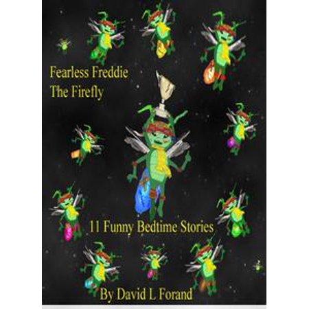 Fearless Freddie The Firefly - eBook - Butterflies And Fireflies