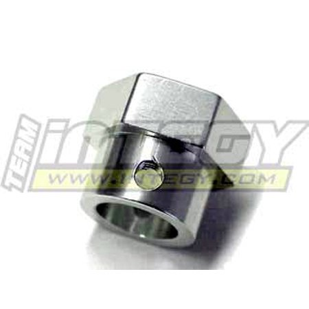 Integy RC Toy Model Hop-ups T7005S Billet Machined Alloy Brake Disk Hub for HPI Savage-X, 21 & 25 ()