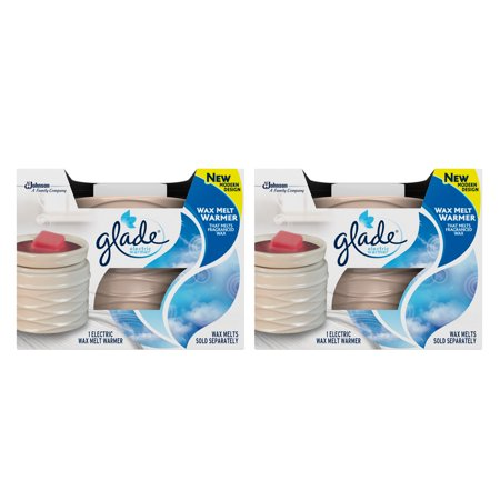 Glade Wax Melts Air Freshener Warmer, Sandy, 1 warmer