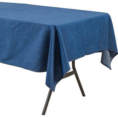 Charmant Generic Dark Denim Table Cover
