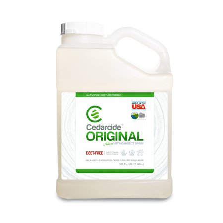 Biting Insects - Cedarcide Original Biting Insect Spray - Gallon