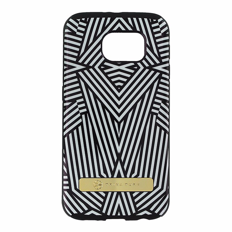 Trina Turk Dual Layer Case for Samsung Galaxy S6 - Black & White