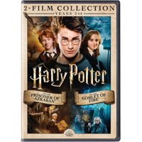 Harry Potter and the Prisioner of Azkaban / Harry Potter and the Goblet of Fire (DVD)