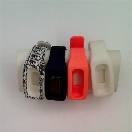 Refurbished Fitness Pedometer Wrist Watch Activity Tracker Calories Steps Bracelet (5-PACK)
