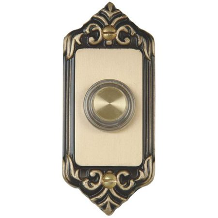 Thomas Betts Carlon Deco Door Bell With Lid Rim