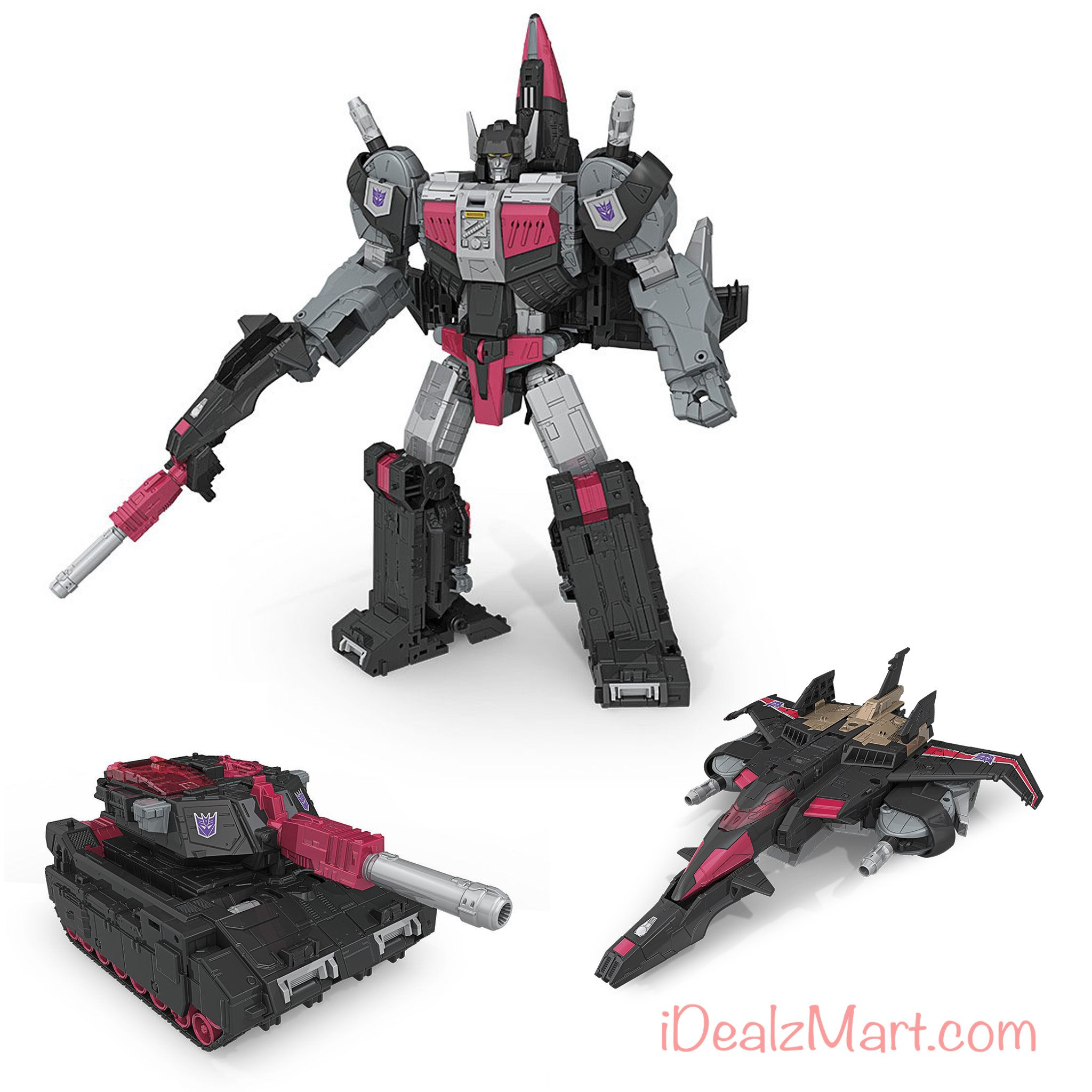 Transformers Generations Titans Return Sky Shadow and  Ominus Hasbro C1104AS0
