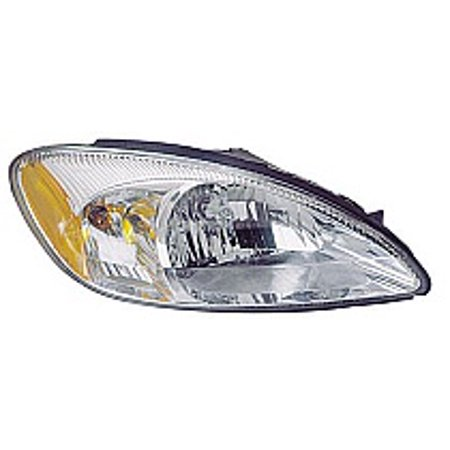 Go Parts 2000 2007 Ford Taurus Headlight Headlamp Embly Front Without Bulbs