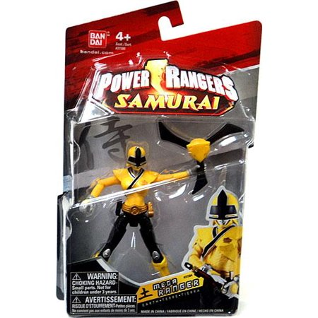 Power Rangers Samurai Mega Ranger Earth Action
